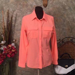Columbia 🌹 Omni shade  button shirt blouse tunic